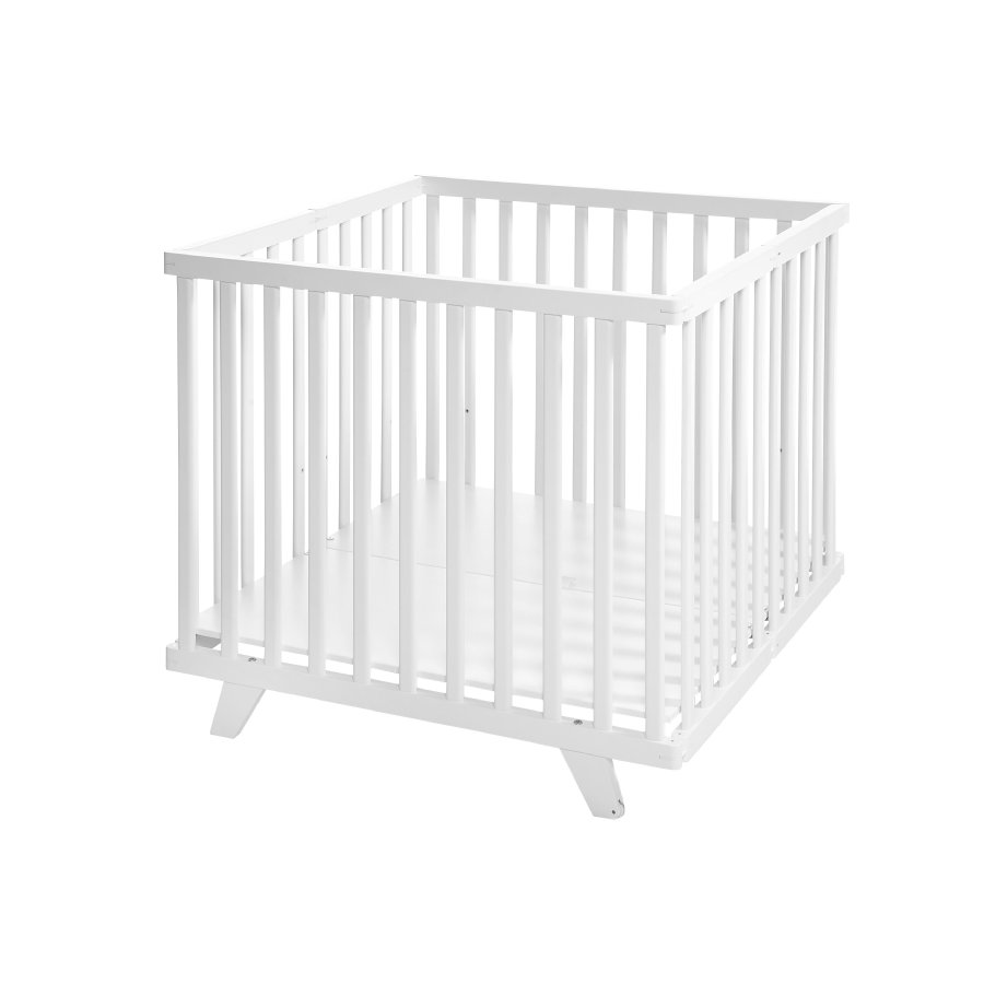 geuther Playpen Lasse bianco grande