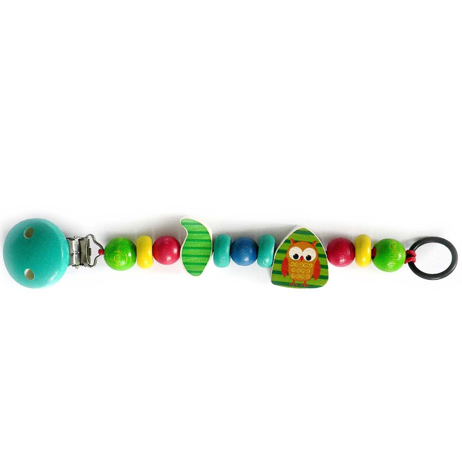 HESS Soother Chain - Owl