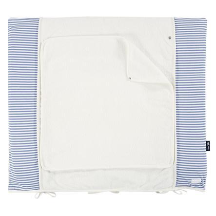 bellybutton by Alvi® Wickelauflagenbezug 85 x 70 cm, Löwe blau