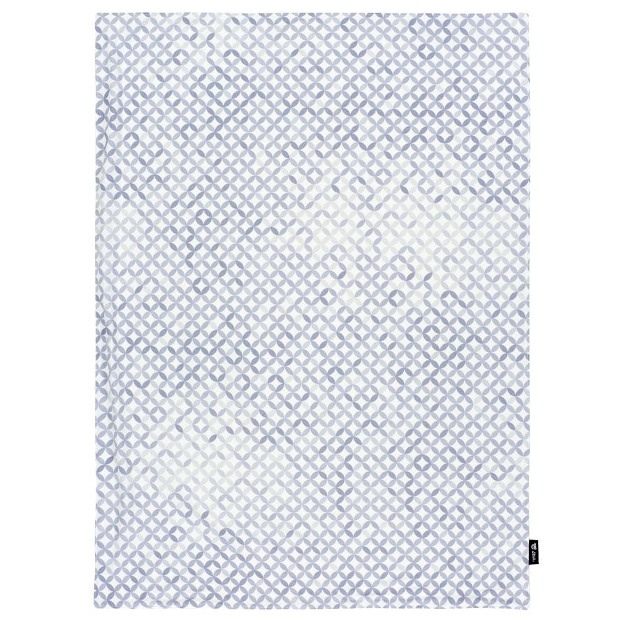 Alvi Manta infantil de Jersey, Mosaico 75 x 100 cm
