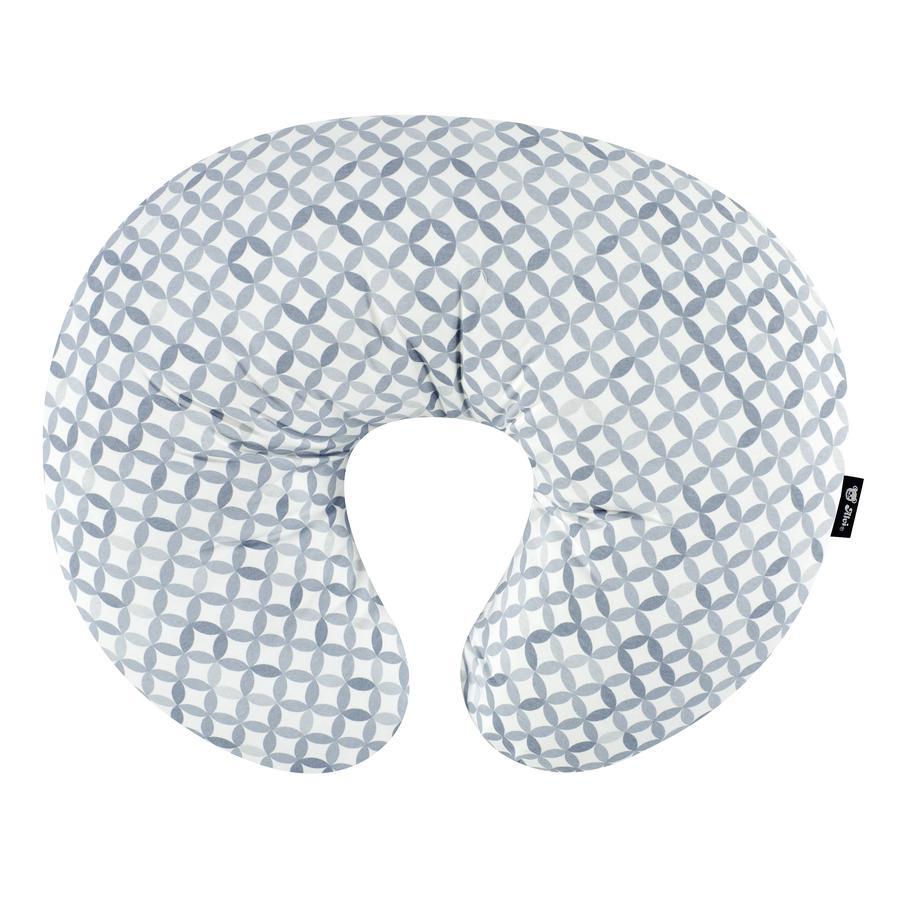 Alvi ® Medium Cuscino per allattamento con copertura a mosaico