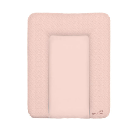 geuther Materassino per fasciatoio Lilly 52 x 72 cm Entertwined Pink