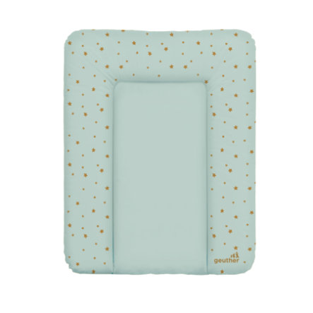 Geuther Matelas à langer Lilly Starry Night green 52x72 cm