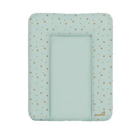 geuther Materassino per fasciatoio Lilly 52 x 72 cm Starry Night Green