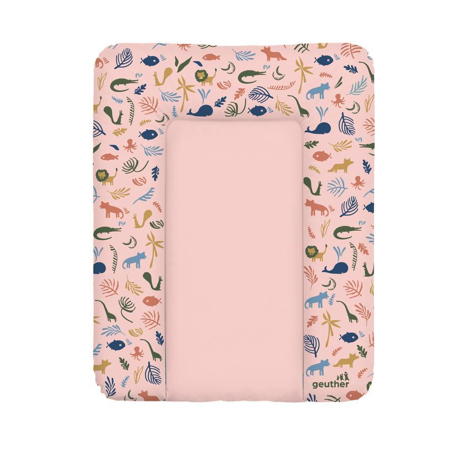 geuther Skiftematte Lilly 52 x 72 cm Festdyr Pink