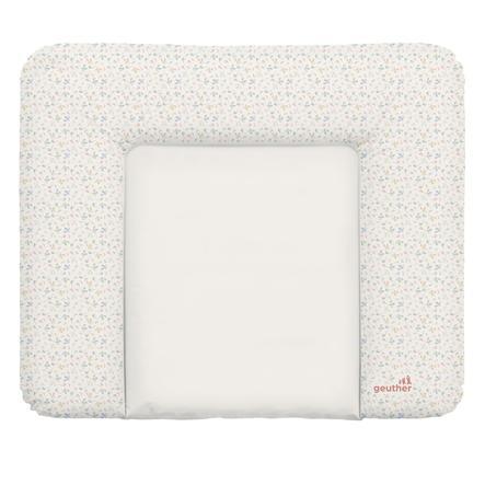 Geuther Aankleedkussen Lena 83 x 73 cm Soft Swirl White