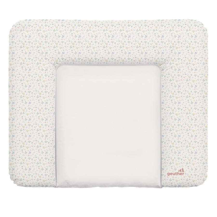 Geuther Matelas à langer Lena Soft Swirl white 83x73 cm