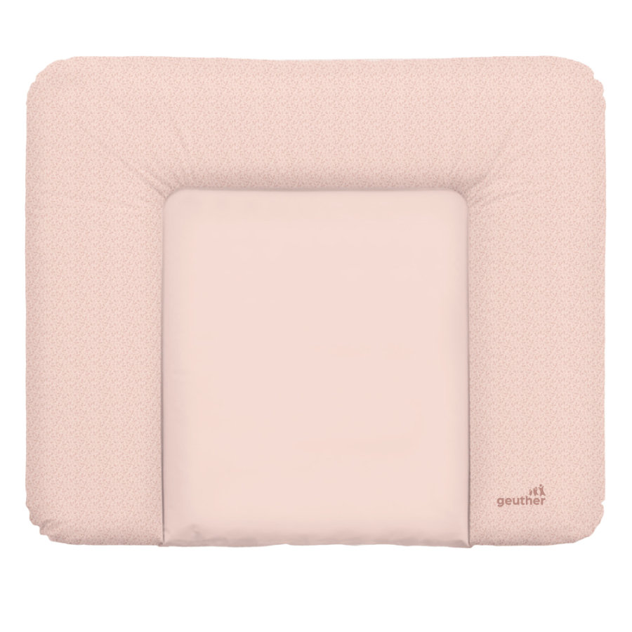 Geuther Matelas à langer Lena Entertwined pink 83x73 cm