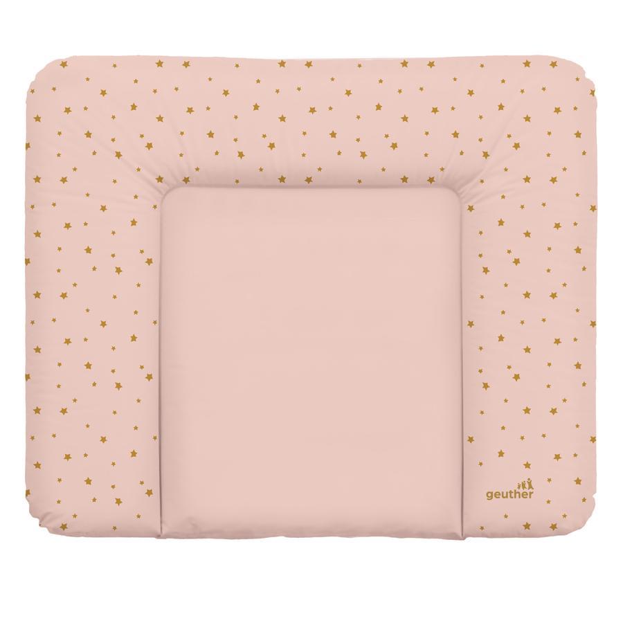 Geuther Aankleedkussen Lena 83 x 73 cm Starry Night Pink