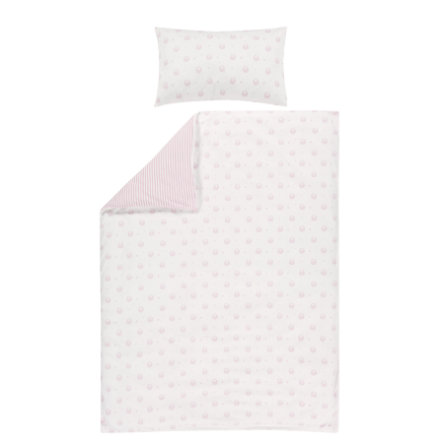bellybutton av Alvi ® Vendbart sengetøy 100 x 135 cm, Class ic Line Sheep pin