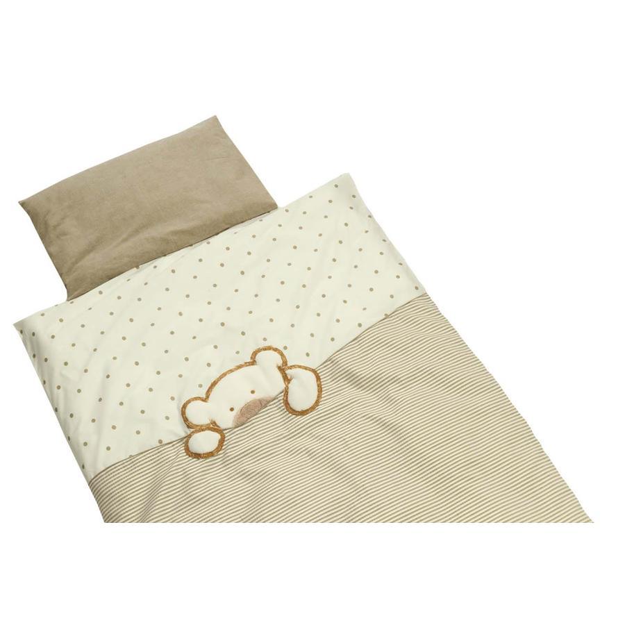 Collection Ropa de cama Be Žs 80 x 80 cm, Big Willi beige