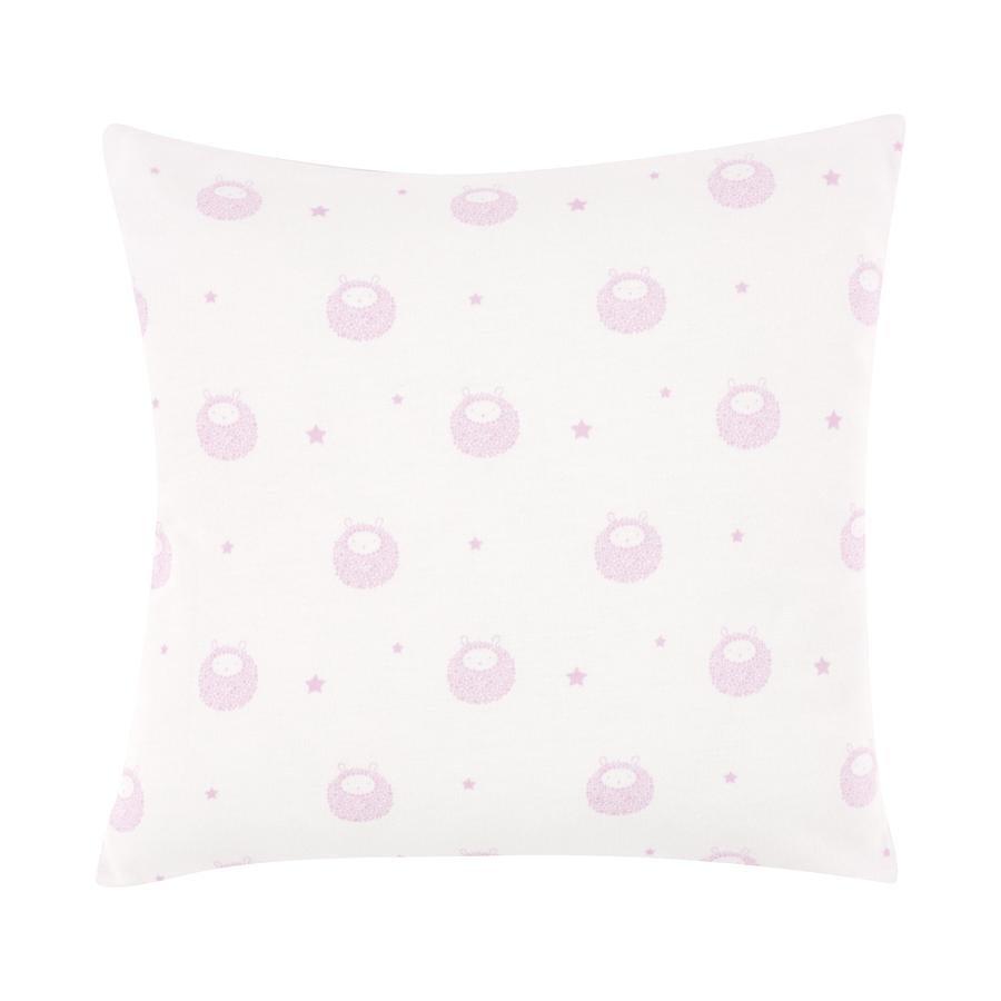 Bellybutton by Alvi ® koristetyyny 30 x 30 cm, luokka ic Line lampaan vaaleanpunainen