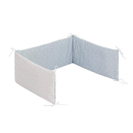 Alvi® Nestchen Standard 180 cm, Shell blue