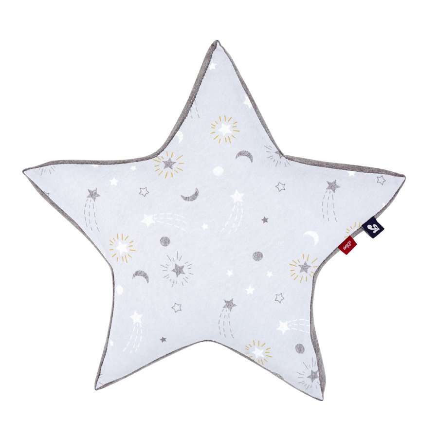 "s. Olive r by Alvi ® Cuddly cushion ""Star"" Shooting Star"