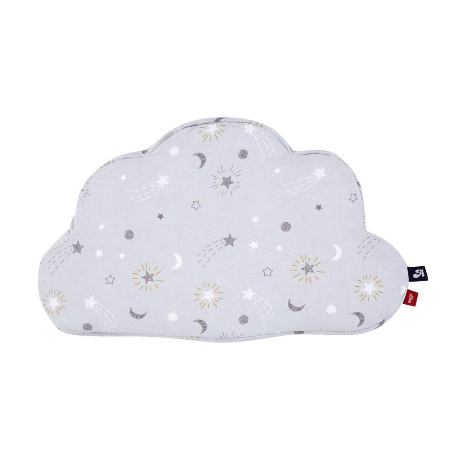 """""""s. Olive r av Alvi ® Cuddly kudde """"""""Cloud"""""""" Shooting Star"""""""