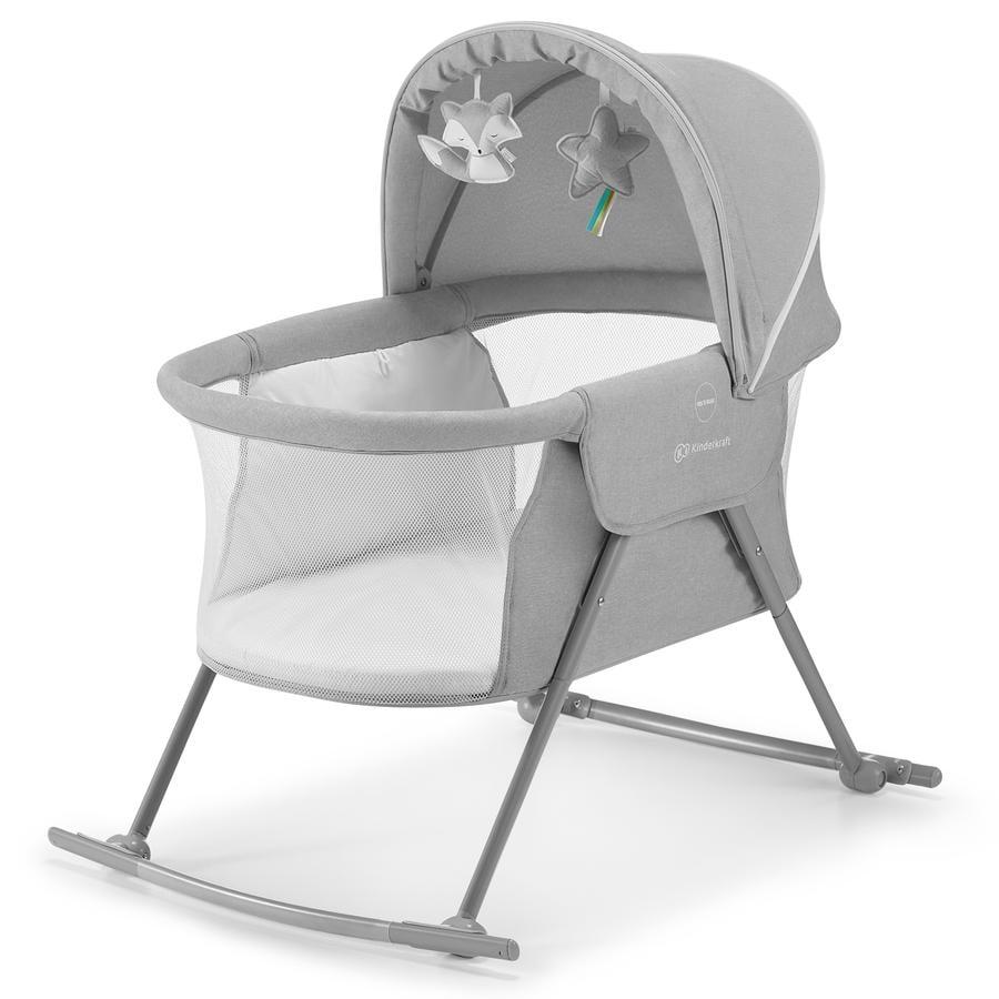 Kinderkraft Babysitter 3 in 1 Lovi Grey