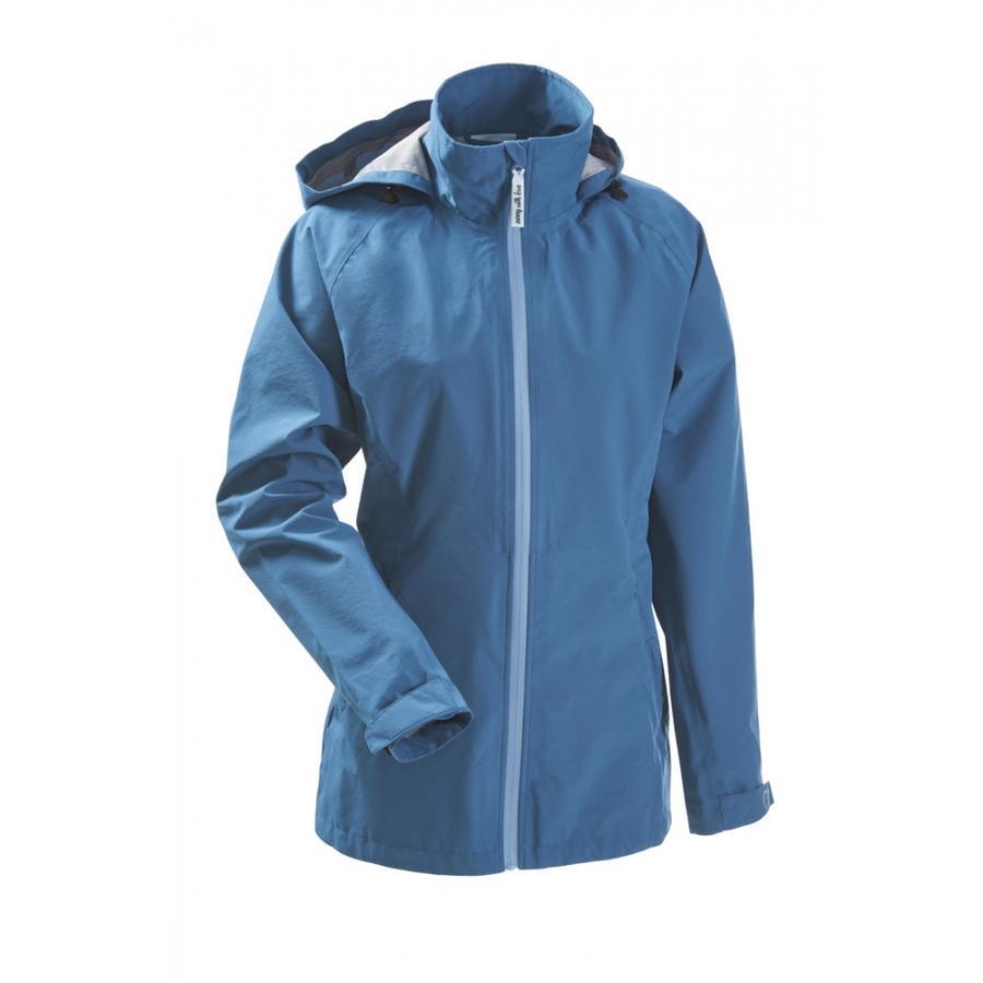 mamalila Regnbærende jakke vintage blå