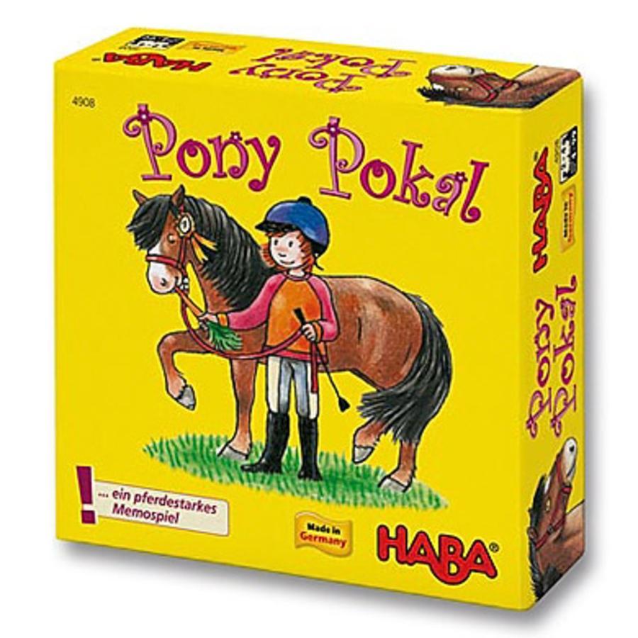 "HABA Gioco ""La coppa del Pony"""