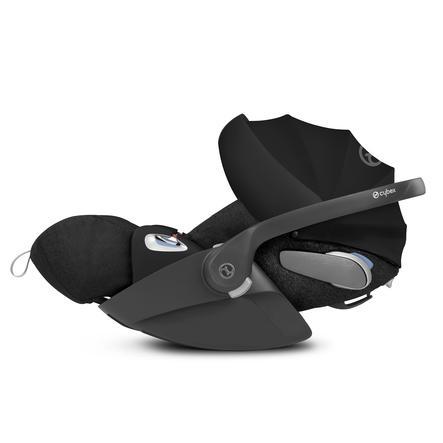 cybex PLATINUM Babyschale Cloud Z i-Size inklusive Sensorsafe Deep Black