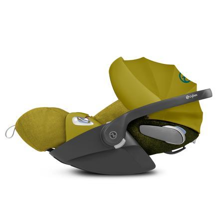 cybex PLATINUM Babyschale Cloud Z i-Size Plus inklusive Sensorsafe Mustard Yellow