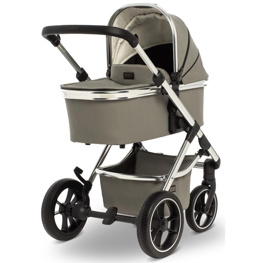 MOON Combi Kinderwagen Scala Taupe