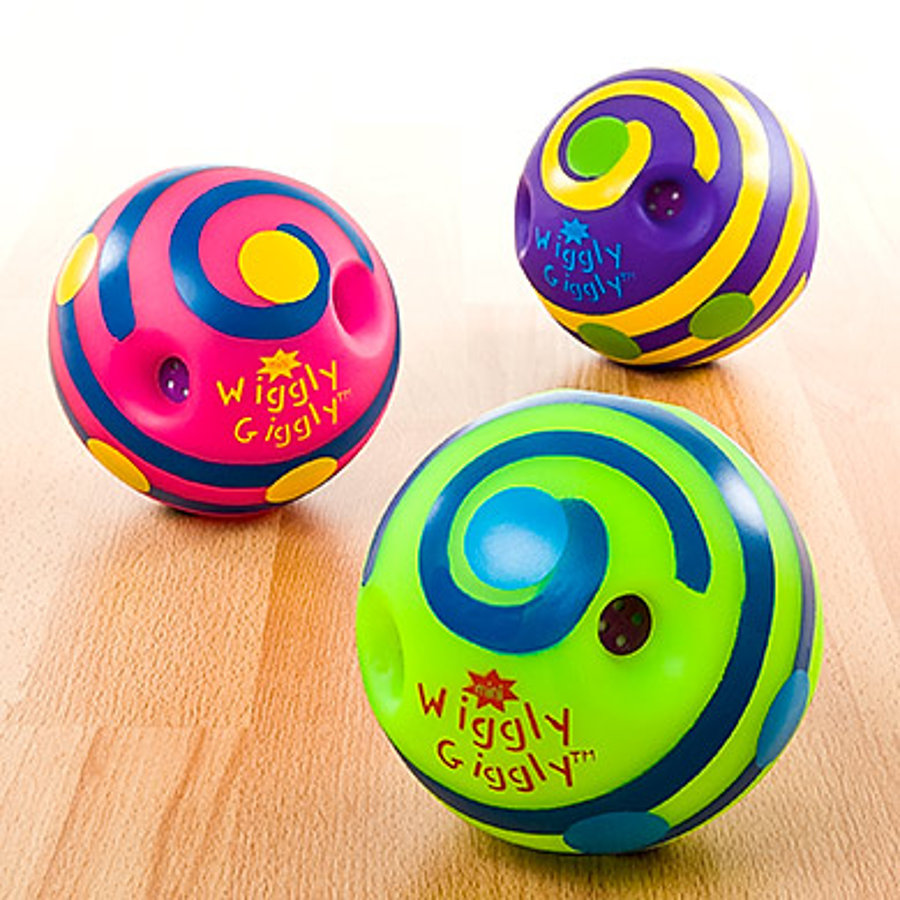 HCM Mini Wiggly Giggly Boll