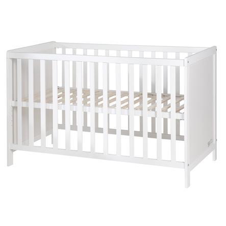 Roba Beistellbett Weiss 60 X 120 Cm Babymarkt De