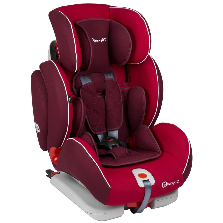 babyGO Kindersitz Sira Red