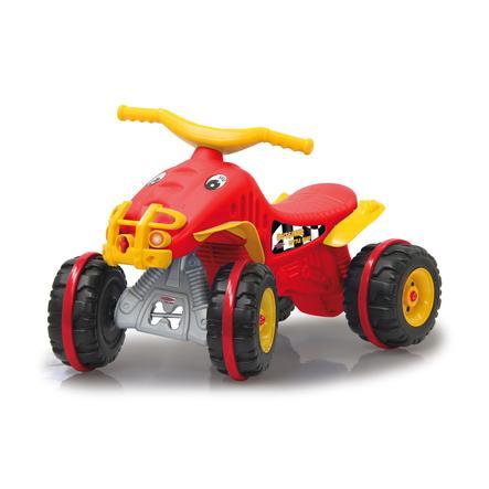 JAMARA Loopauto Little Quad rood