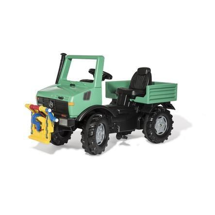 Seilwinde f/ür Tretfahrzeug rolly Powerwinch gr/ün Rolly Toys