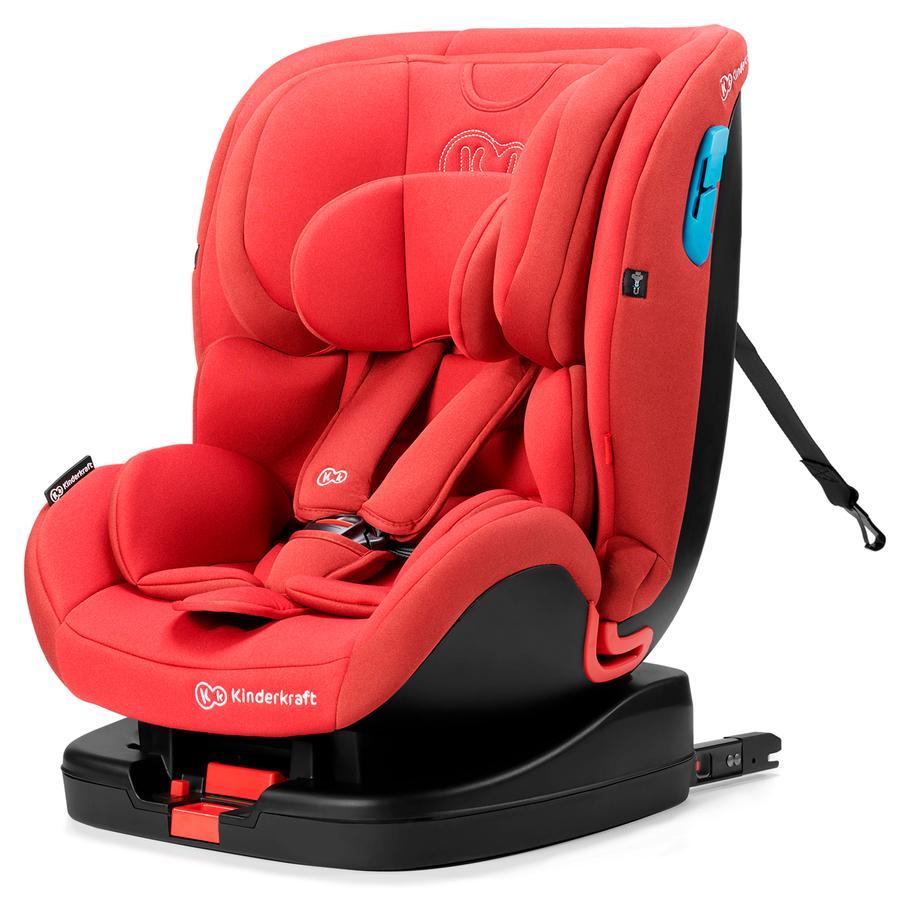 Kinderkraft Silla de coche Vado Red
