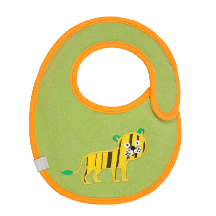 LÄSSIG Waterproof Bib small, Wildlife Tiger