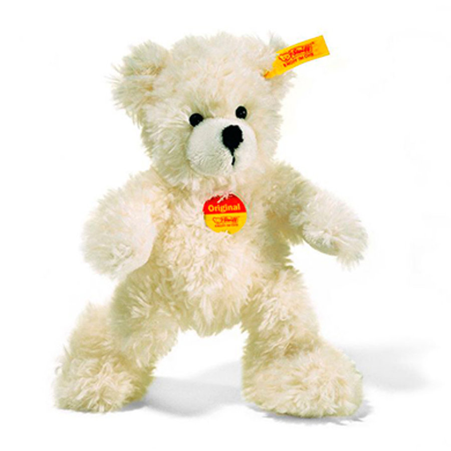 STEIFF Teddybär Lotte, 18 cm weiss