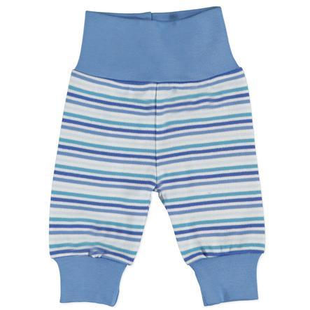 FIXONI Boys Prematuur Broek streepjes blauw