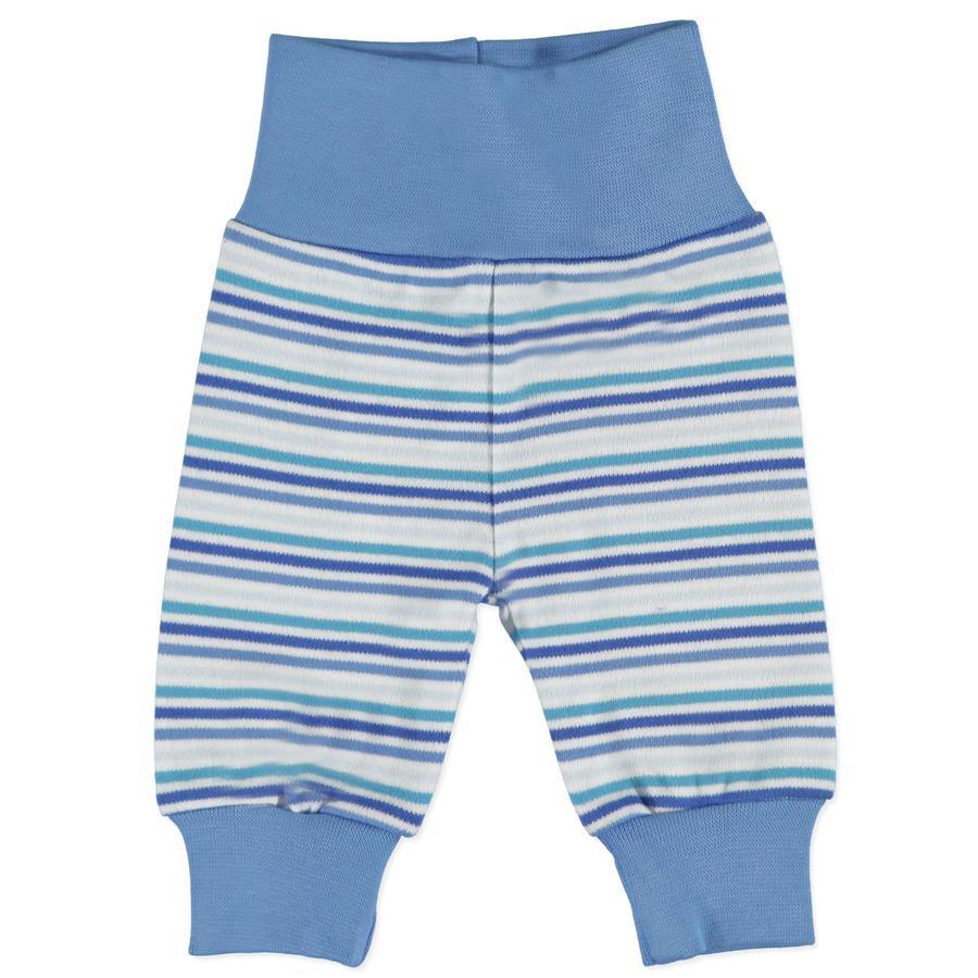 FIXONI Boys Preemie Sweatpants stripes blue