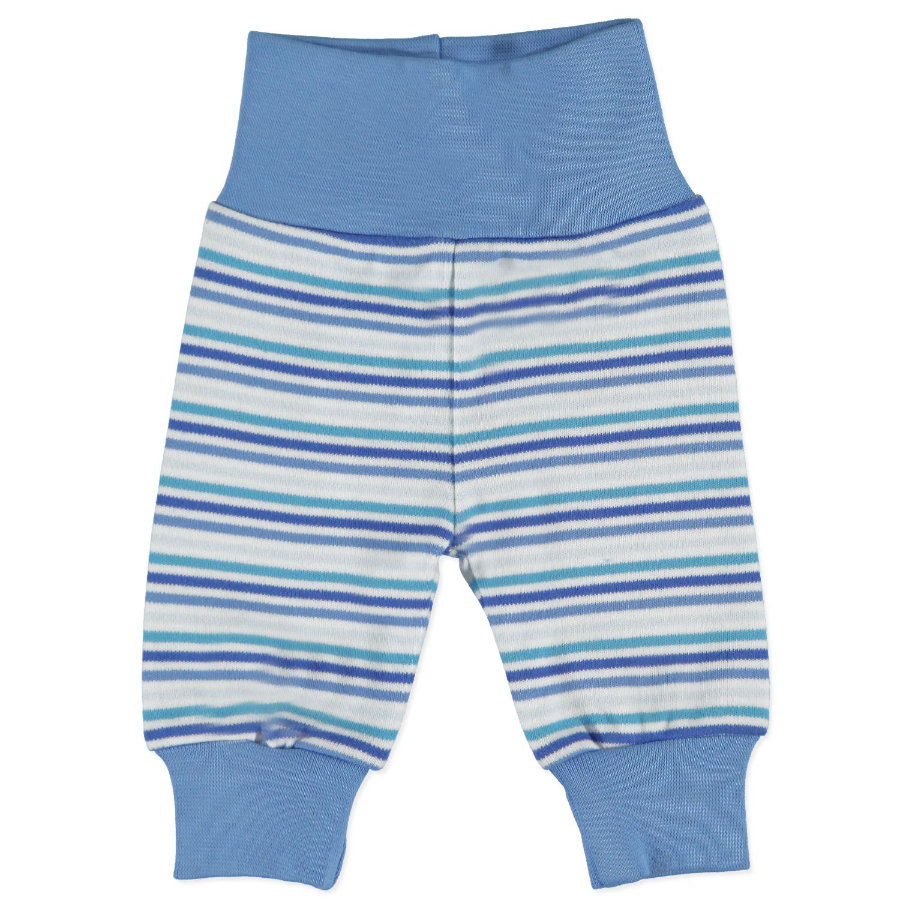 FIXONI Boys Preemie Sweatpants stripes blue