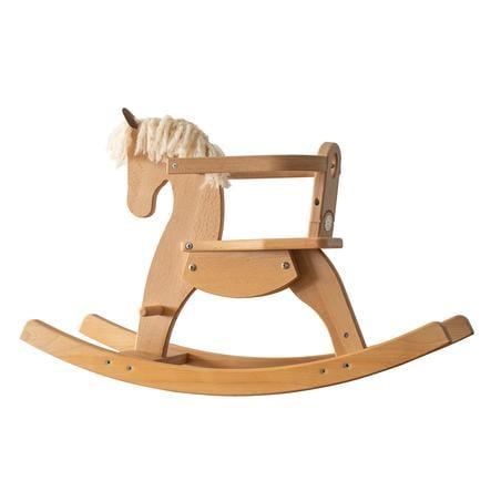 "Helga Kreft ""Emmy cavallo a dondolo"""