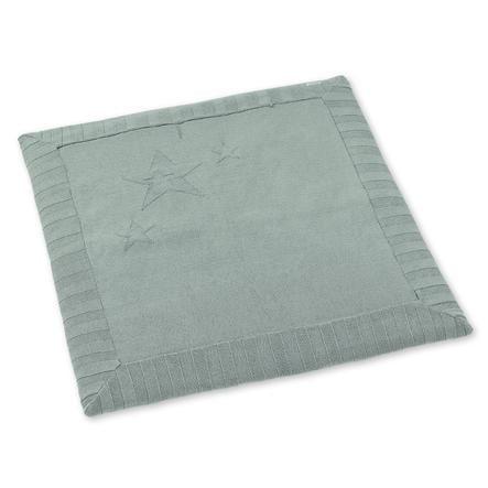 Sterntaler hrací deka světle zelená 100 x 100 cm
