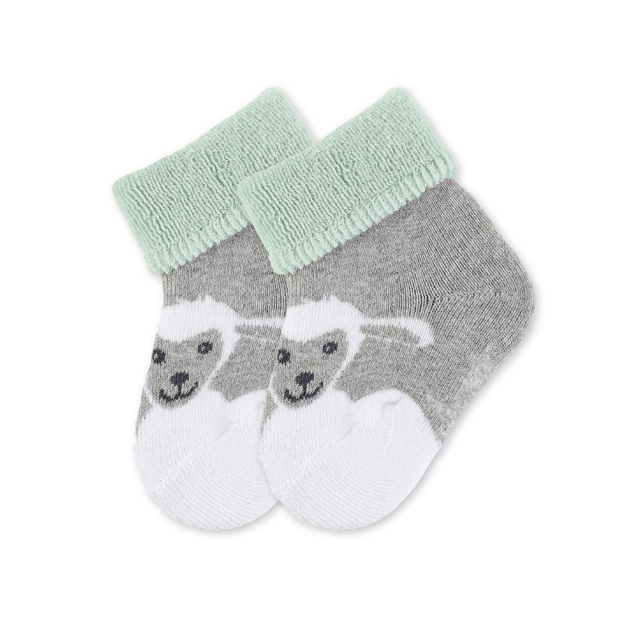 Sterntaler Calcetines de bebé Stanley crudo