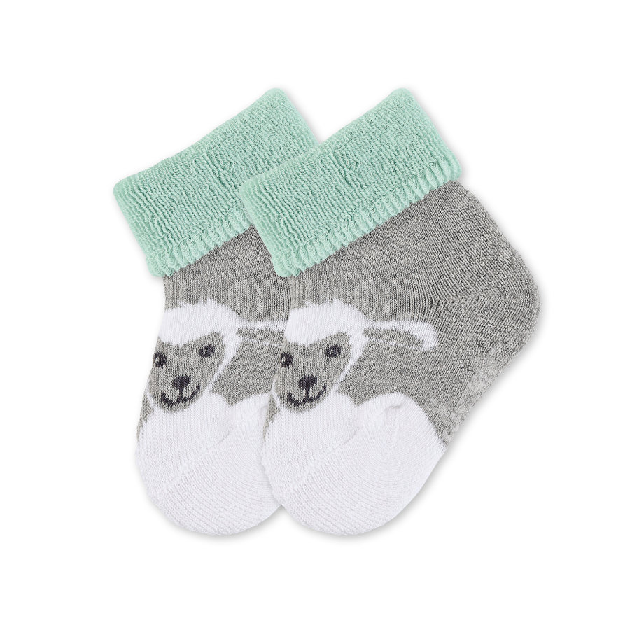 Sterntaler Dětské ponožky Stanley ecru