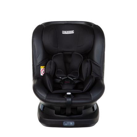 CHILDHOME Isomax 360° Kindersitz Isofix Gr. 0/1 Schwarz