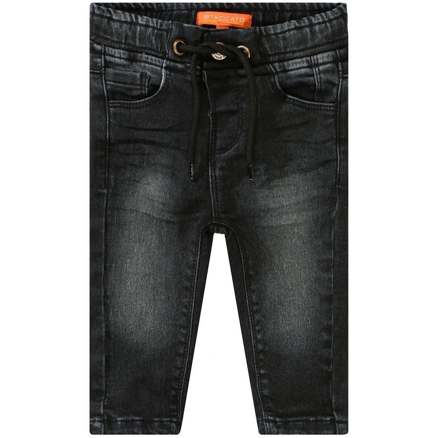 STACCATO Boys Jeans mörkgrå denim