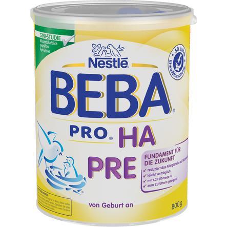 Nestlé BEBA PRO HA Pre Anfangsnahrung 800 g ab der Geburt