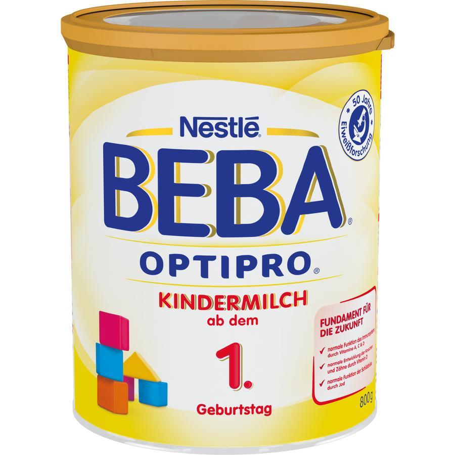Nestlé BEBA OPTIPRO Kindermilch 1 800 g ab dem 1. Jahr