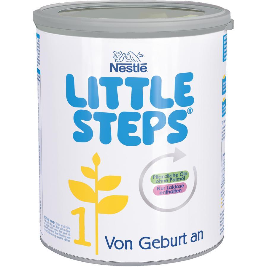 Nestlé LITTLE STEPS 1 Anfangsmilch 800g ab der Geburt