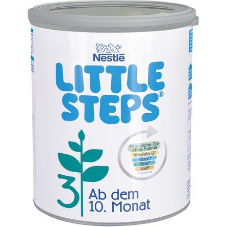 Nestlé LITTLE STEPS 3 Folgemilch 800g ab dem 10. Monat