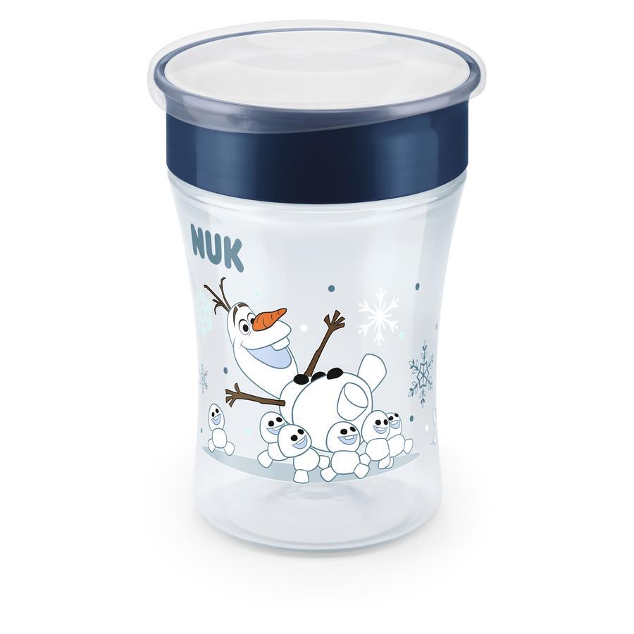 NUK Drinking Evolution Magic cup Cup från 8: e månaden Motiv: Frozen Olaf