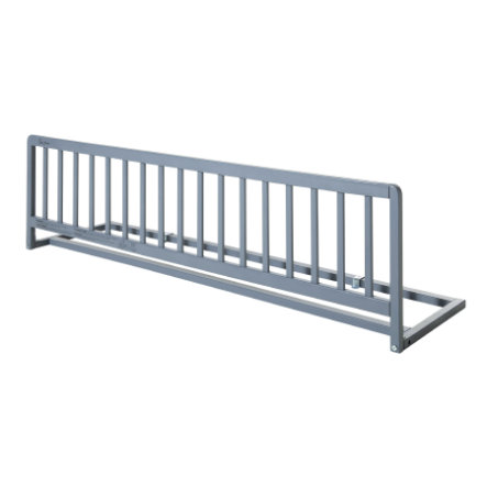 geuther Barrera de cama 140 cm gris