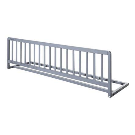 Geuther Barrière de lit enfant 140 cm gris