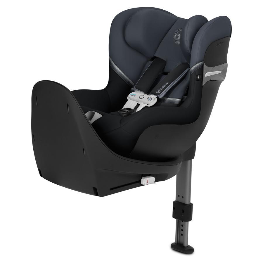 cybex GOLD Kindersitz Sirona S I-Size inklusive Sensorsafe Granite Black